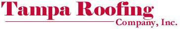 tampa roofing company logo
